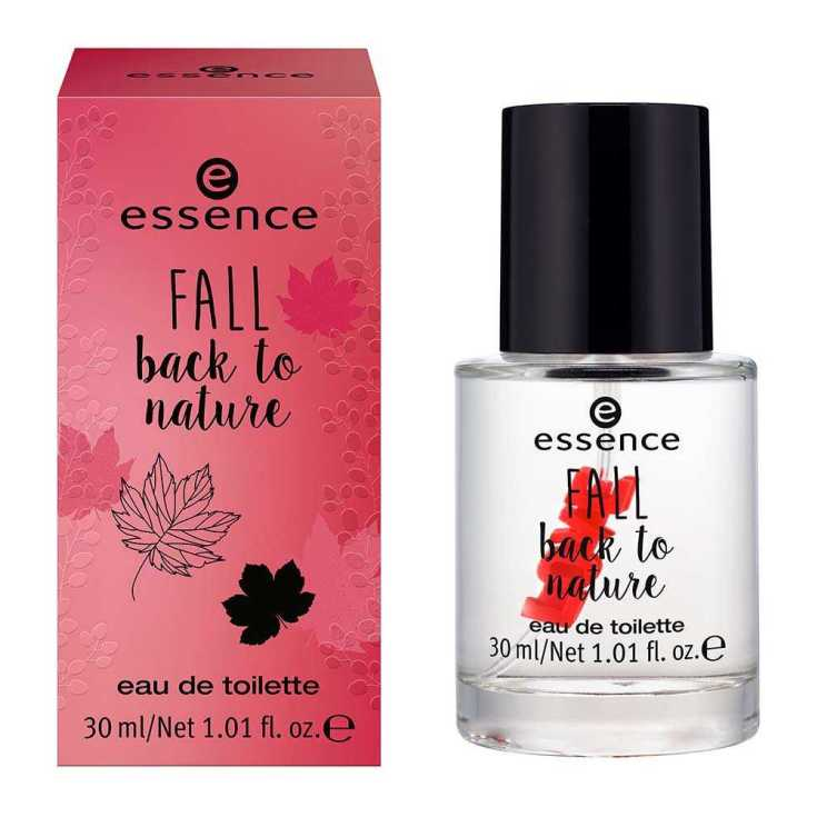 perfume fall back to nature de essence