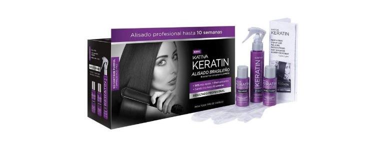 kit de alisado brasileño xpress de kativa