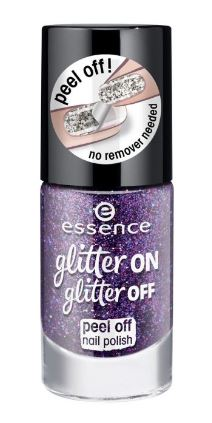 Essence Glitter on Glitter Peel Off